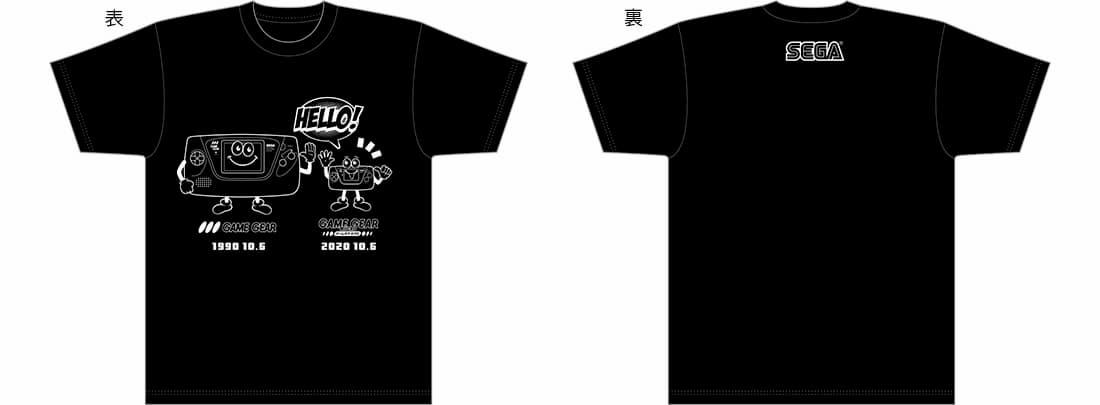 ゲームギアBros.オリジナルTシャツ