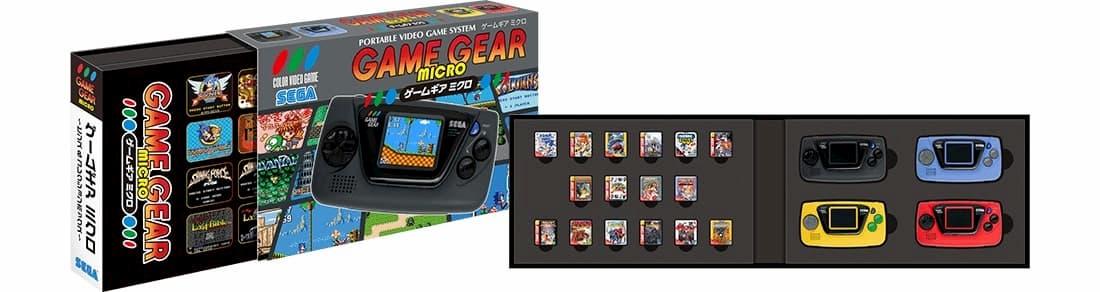 ゲームギアミクロ ピンズ & コレクションボックス