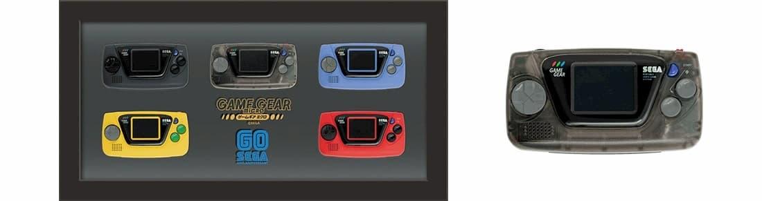 ゲームギアミクロ 4色セット DXパック スモークコレクターズエディション