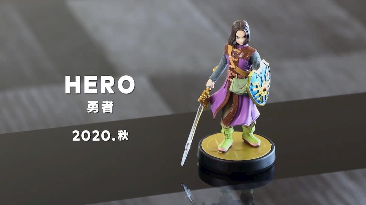 Amiibo「勇者」