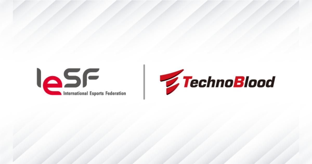 テクノブラッドがWorld Super Leagueの大会運営に!国際eスポーツ連盟IeSFとMOUを締結