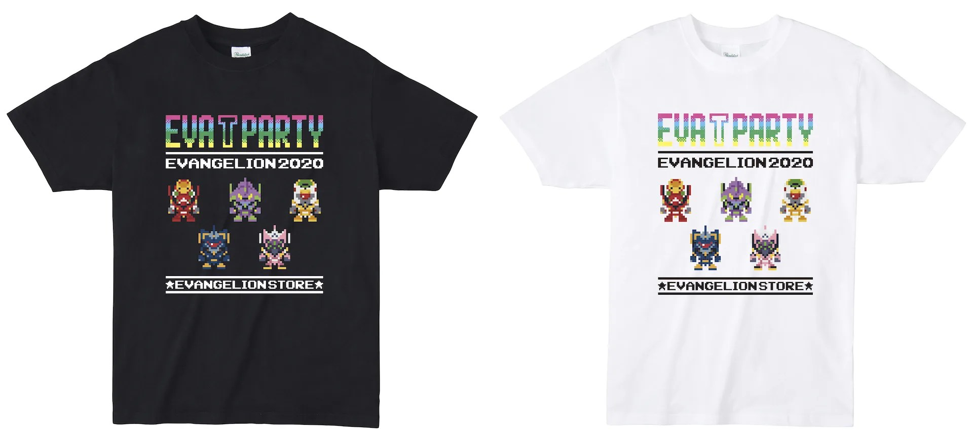 EVA T PARTY2020 イベント限定Tシャツ