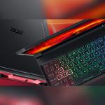 Acerのゲーミングブランド「NITRO 5」シリーズから144Hz対応の3機種が発表