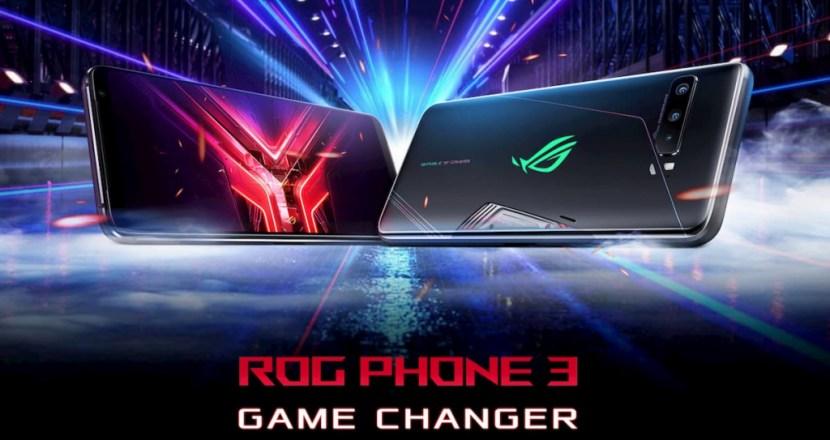 最強最新ゲーミングスマホ ASUS「ROG PHONE 3」発表!