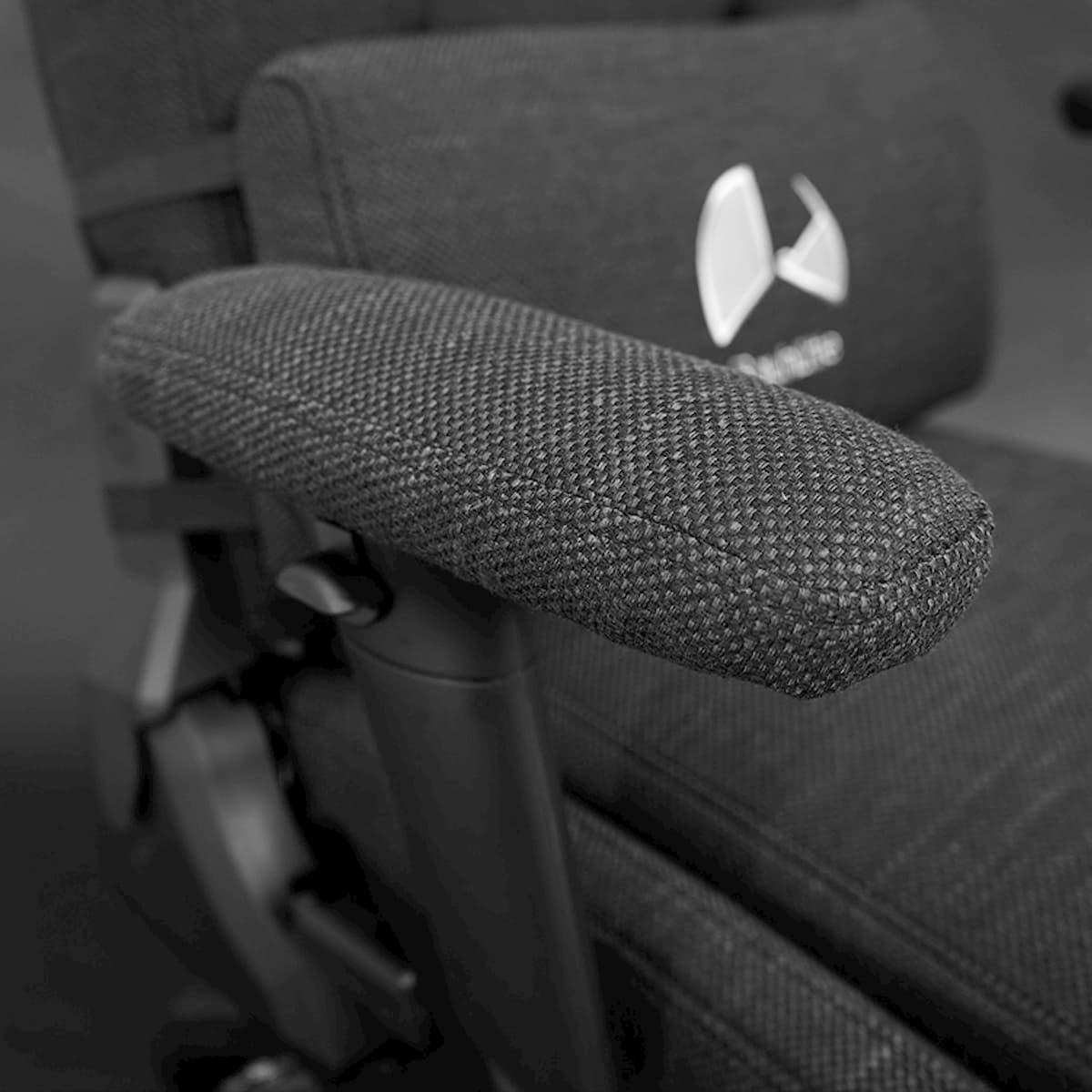 Bauhutte Gaming Floor Sofa Chair GX-350