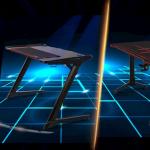 そういえばデスクを光らせてなかった!FLEXISPOTのゲーミングデスク「GD02」がクラウドファンディング開始!