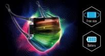 新たなゲーミングマスク誕生!7色LED搭載の「illumi-ON」発売決定!