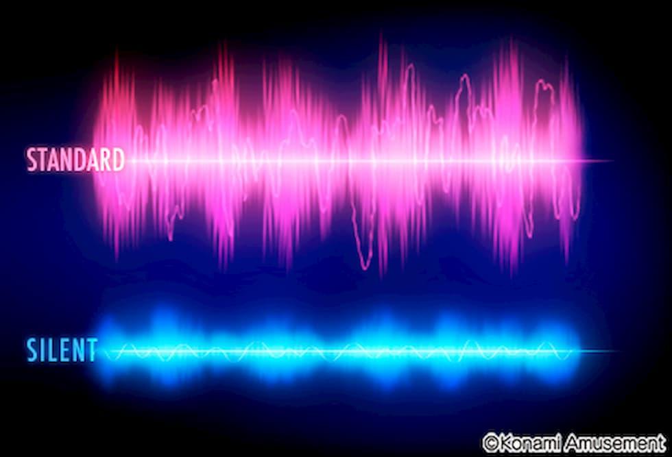 集中力を助ける静音性