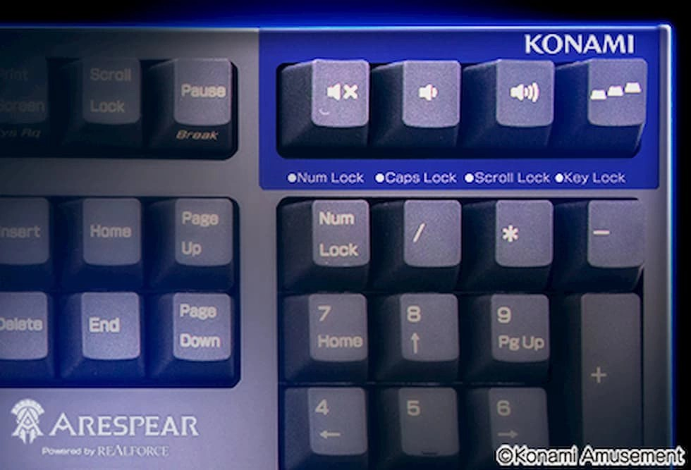 ARESPEAR K100F