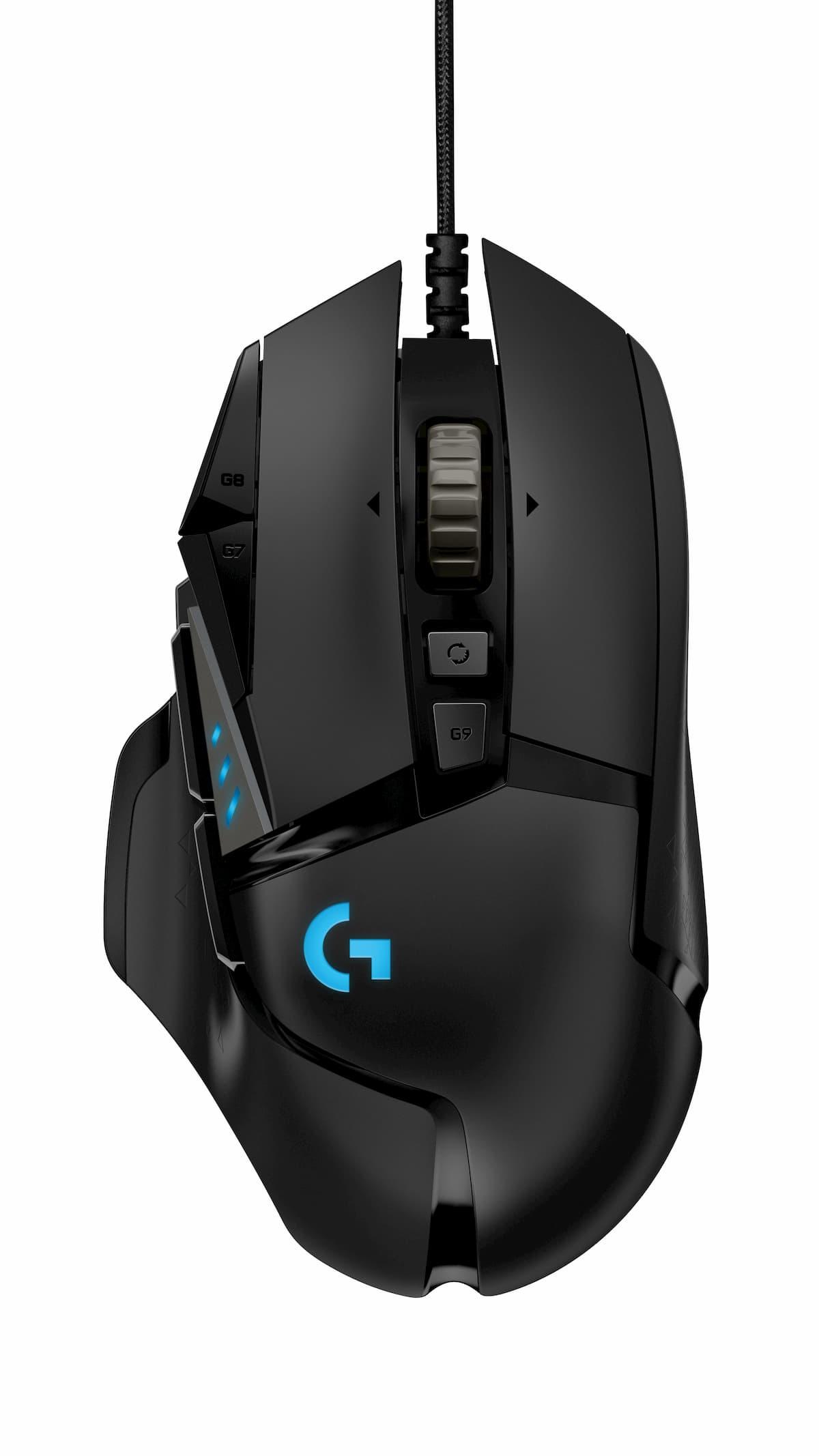 G502 HERO ゲーミングマウス G502RGBhr
