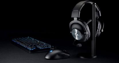 有線に引けを取らない反応速度を実現したワイヤレスヘッドセット「ロジクールG PRO X WIRELESS LIGHTSPEEDゲーミングヘッドセット」発表