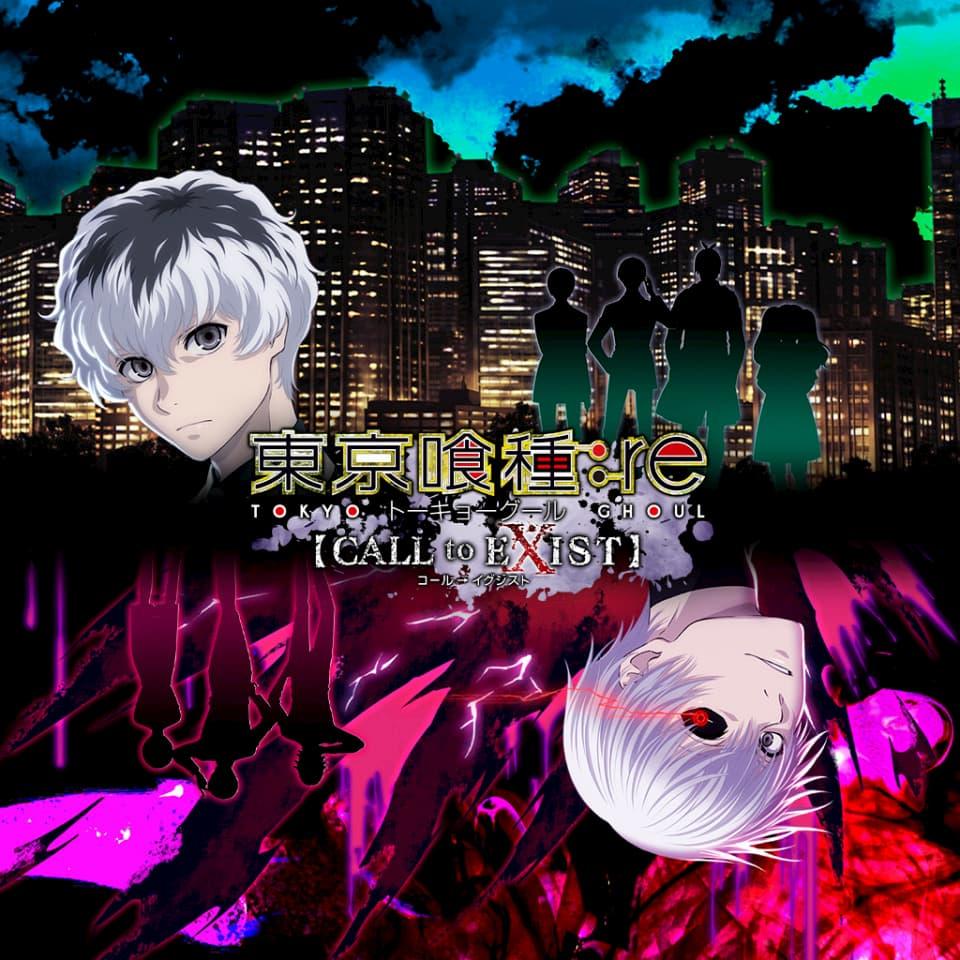 東京喰種トーキョーグール:re 【CALL to EXIST】