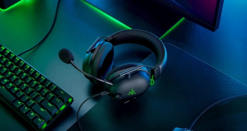 eスポーツに特化したゲーミングヘッドセット「Razer BlackShark V2」発表