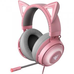 Razer Kraken Kitty Quartz Pink