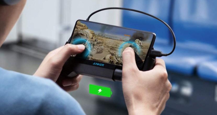 Anker推出適合手遊的電競隨身電源「Anker PowerCore Play 6700」
