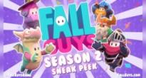 話題沸騰中の「Fall Guys」がSEASON 2を発表!新ステージや新スキンも登場!