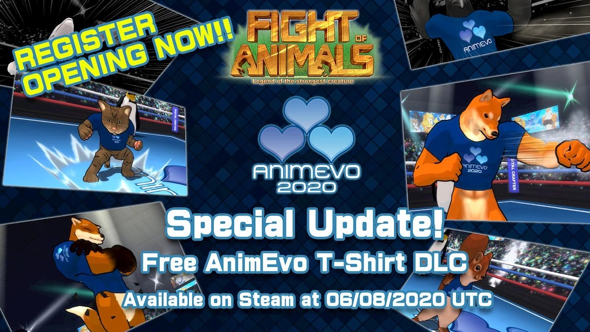 AnimEvo T-Shirt