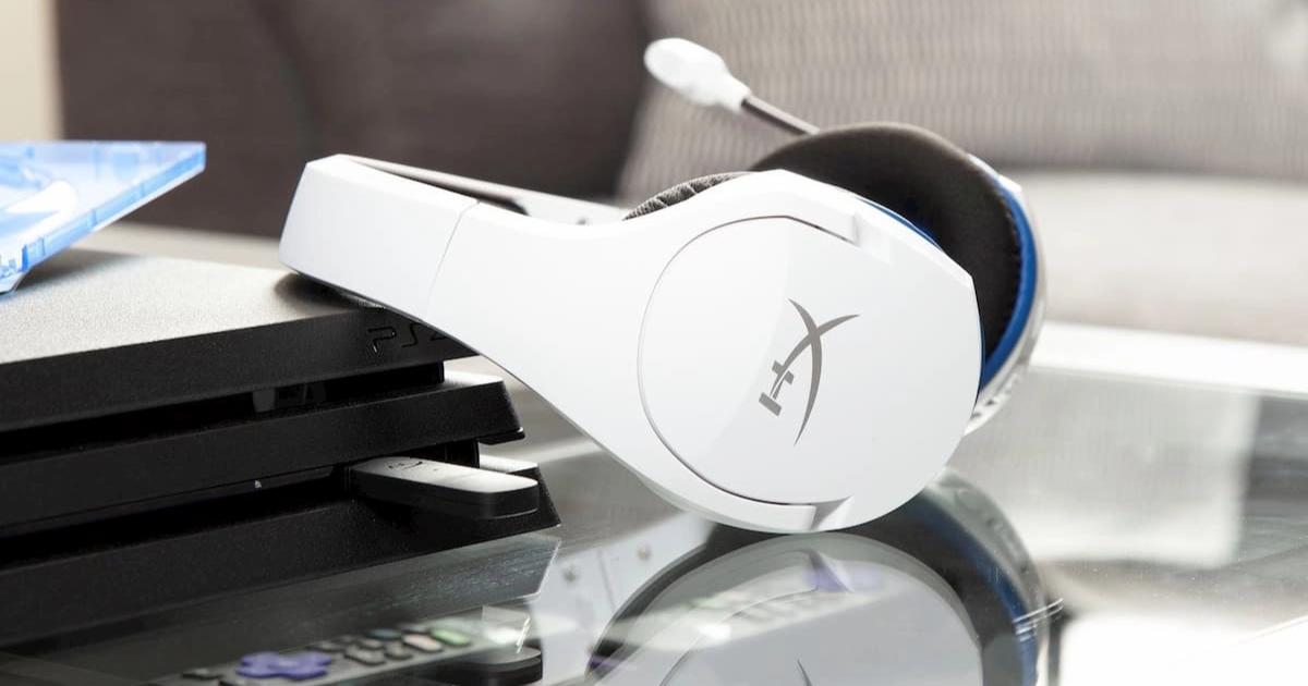 PS5も対応!HyperXのワイヤレスゲーミングヘッドセット「Cloud Stinger Core Wireless」発売!