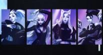 「リーグ・オブ・レジェンド」から誕生したバーチャルポップグループ「K/DA」が2年ぶりの新曲を公開!