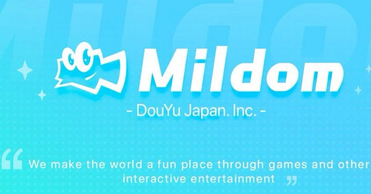 日本影音直播平台「Mildom」禁止放送任天堂版權遊戲之相關影片