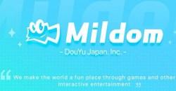 動画配信プラットフォーム「Mildom(ミルダム)」において任天堂タイトルの配信禁止を発表