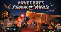 60種類以上の恐竜たちに囲まれてリゾート運営ができる!Minecraft 最新コンテンツパック「ジュラシック・ワールド」発売!