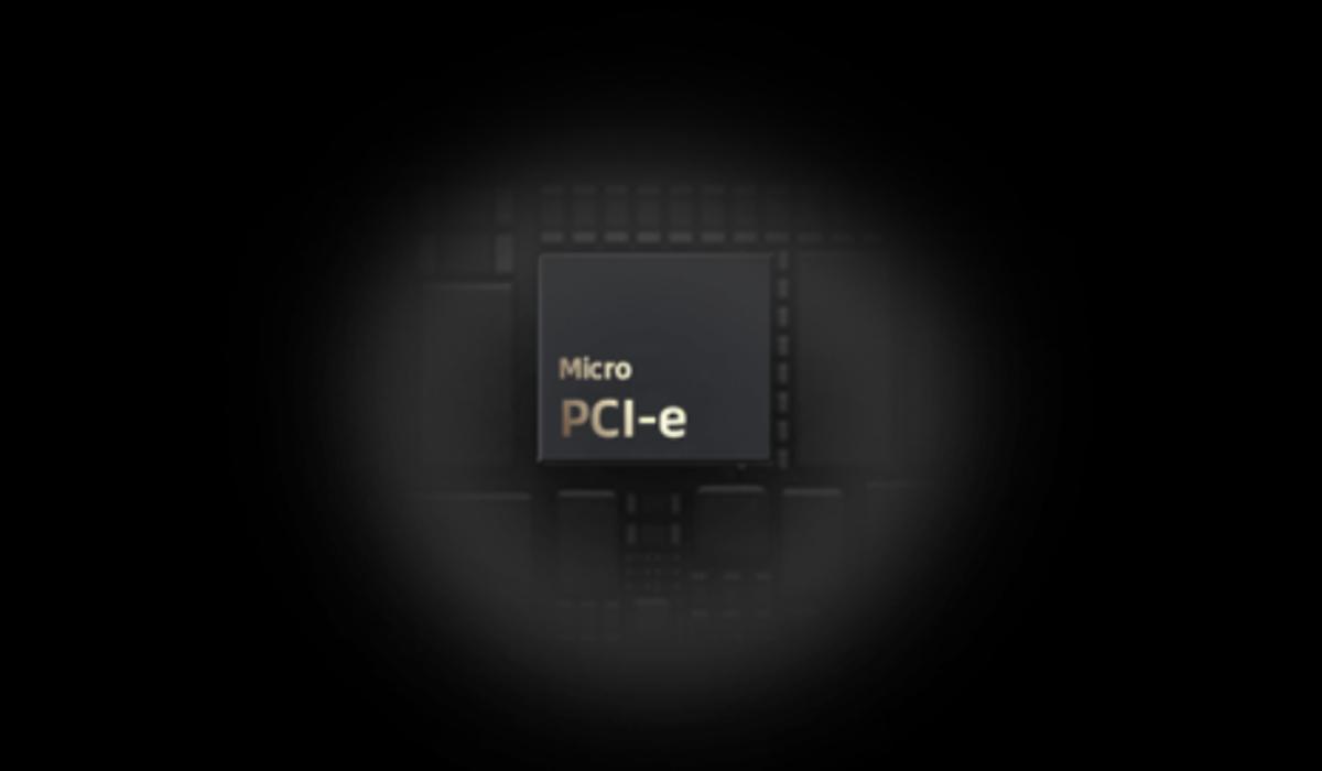 Micro PCIe NVMe SSD