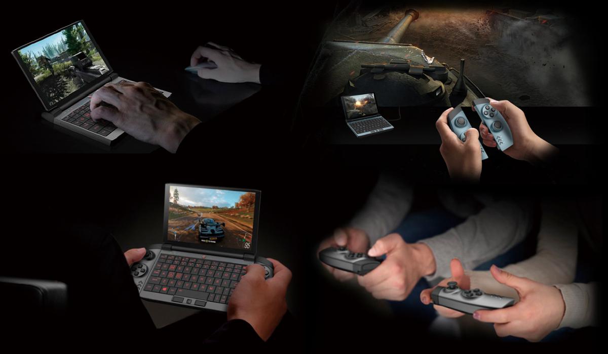 ゲームごとに最適なスタイルを選択できる4つのモード