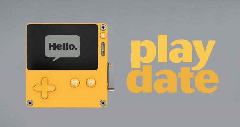 クランク付き携帯ゲーム機「Playdate」で開発中のゲームが一部公開!
