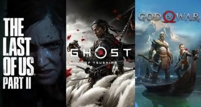 「The Last of Us Part II」「ゴッド・オブ・ウォー」「Ghost of Tsushima」のオリジナルグッズが登場!