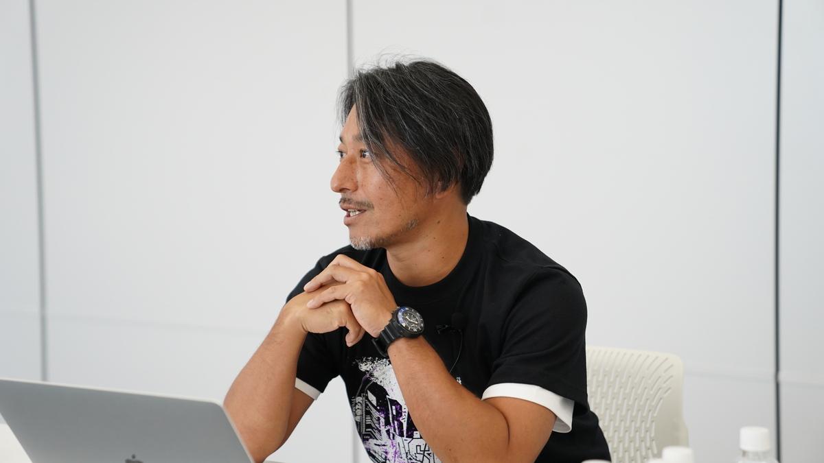 これまで数々のイベントを手掛けてきたエイベックスの坂本氏
