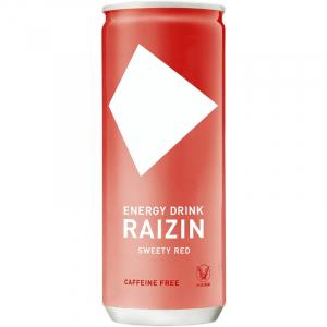 RAIZIN SWEETY RED 245mL×30缶