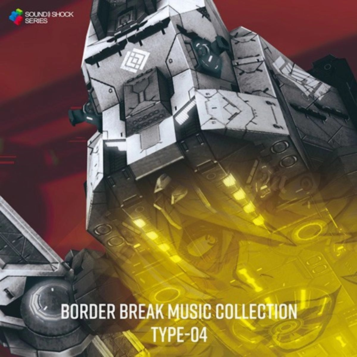 BORDER BREAK MUSIC COLLECTION TYPE-04