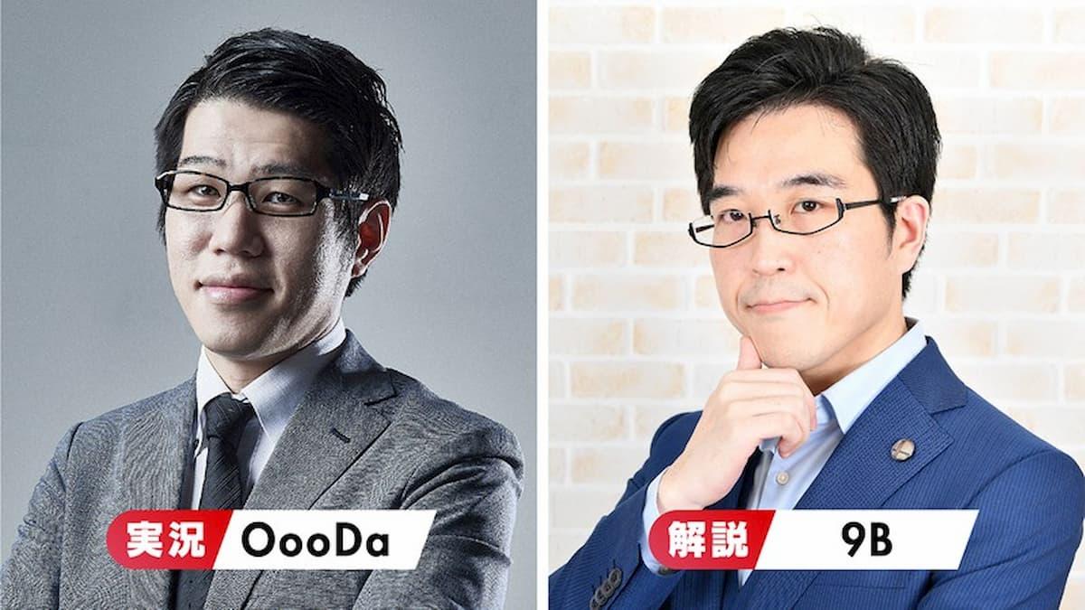 OooDaさん(左) 9Bさん(右)