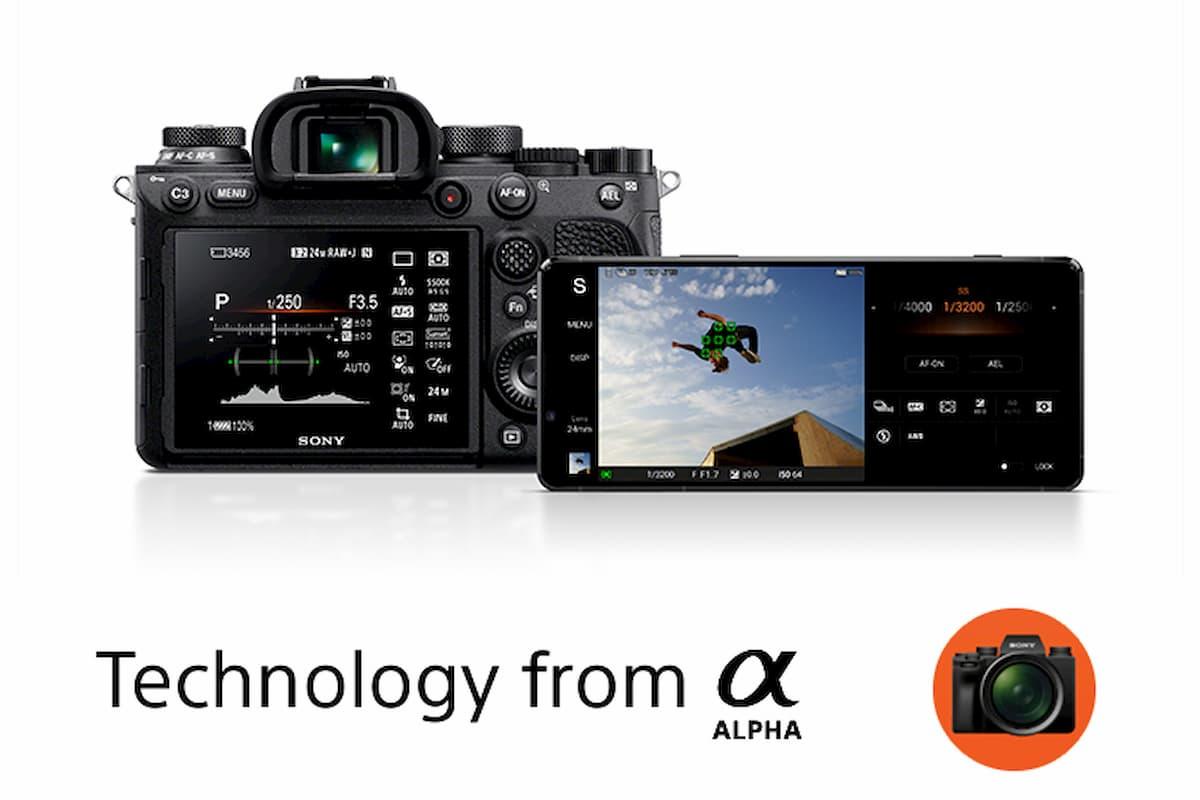 高性能のカメラ