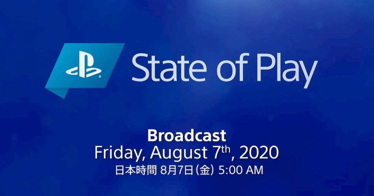PS4、PS VR、PS5タイトルの最新情報をお届け!「State of Play」放送決定!