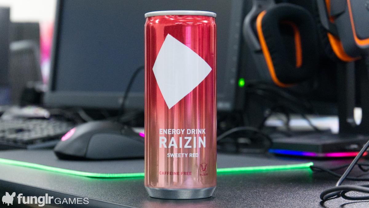 RAIZIN SWEETY RED
