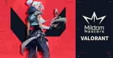 日本首次VALORANT職業循環賽「VALORANT Mildom Masters」開始!