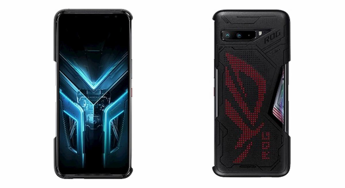 ROG Phone 3 Lighting Armor Case