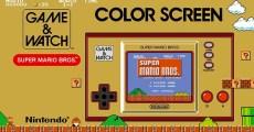 超級瑪利歐兄弟35週年紀念《Game & Watch: 超級瑪利歐兄弟》決定發售!