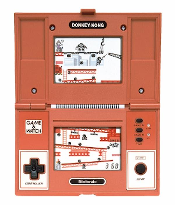 ゲーム&ウオッチ ドンキーコング