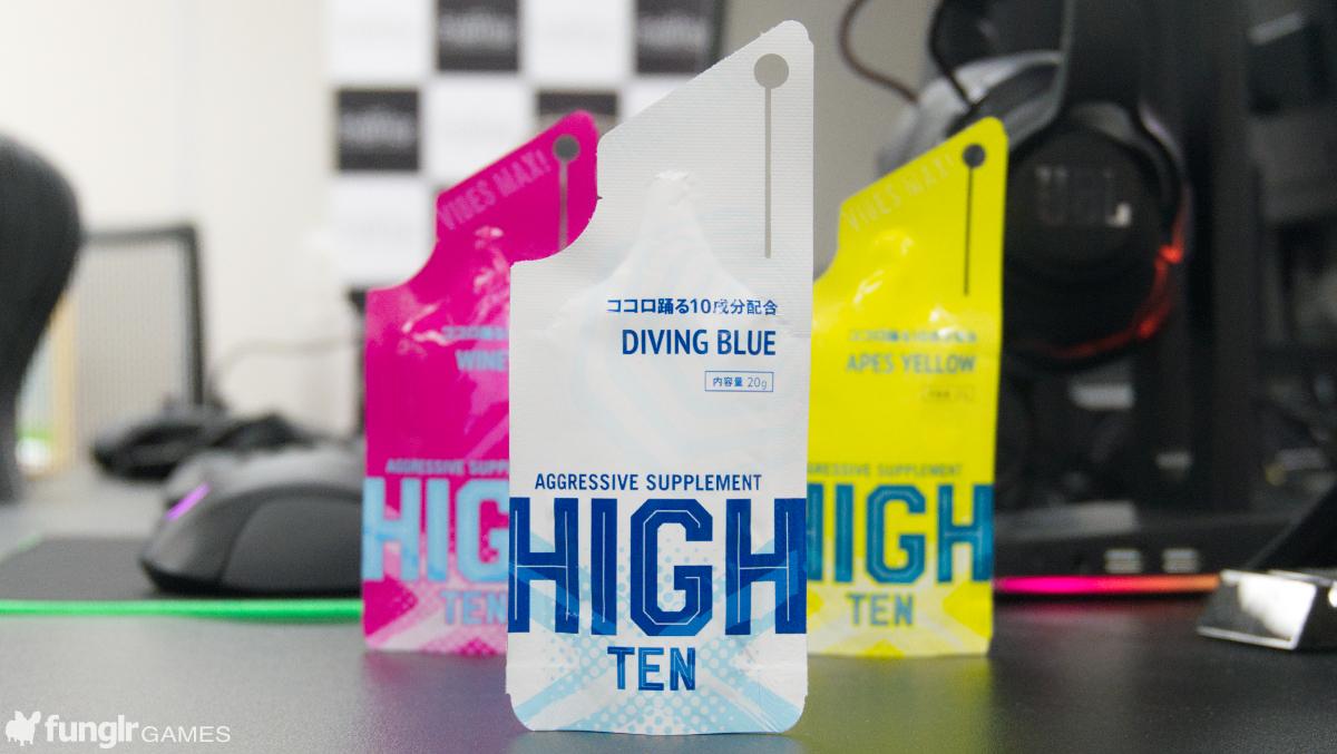 HIGH-X DIVING BLUE
