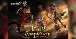 「Identity V 第五人格」が没入型MR eスポーツ大会を開催!「Identity V Championship Japan Summer 2020」の決勝大会で新たな表現を体感しよう!