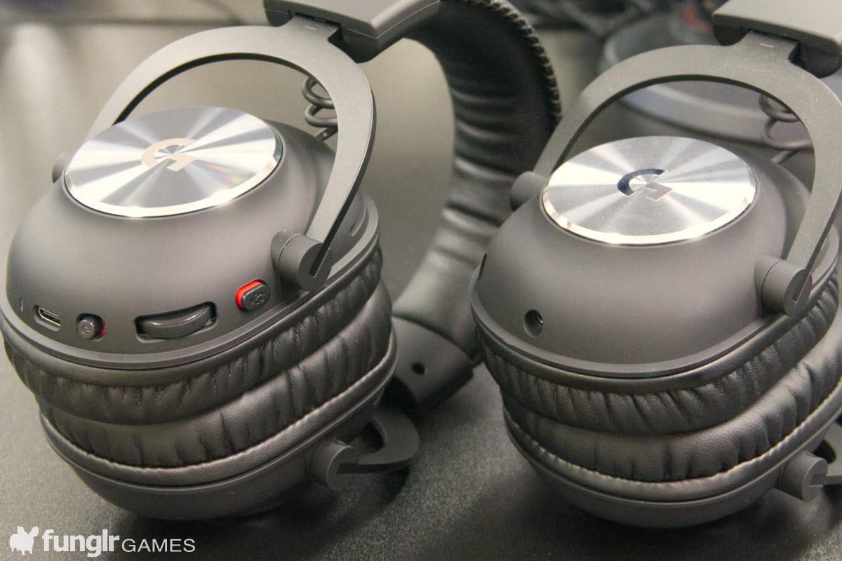 「PRO X」與「PRO X Wireless」的差異