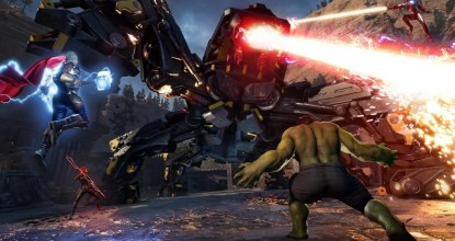 TGS2020オンラインで「Marvel's Avengers (アベンジャーズ)」の最新情報が公開!新ヒーローが2人登場!