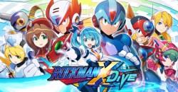 ロックマンXがスマホで復活!「ロックマンX DiVE」の日本リリース決定!事前登録も開始!