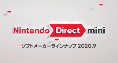 超人気タイトルの新作も発表!「Nintendo Direct mini ソフトメーカーラインナップ 2020.9」発表内容まとめ!