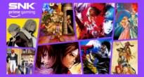 Prime Gamingで遊べるSNK名作ゲーム無料配信第3弾タイトルが配信!