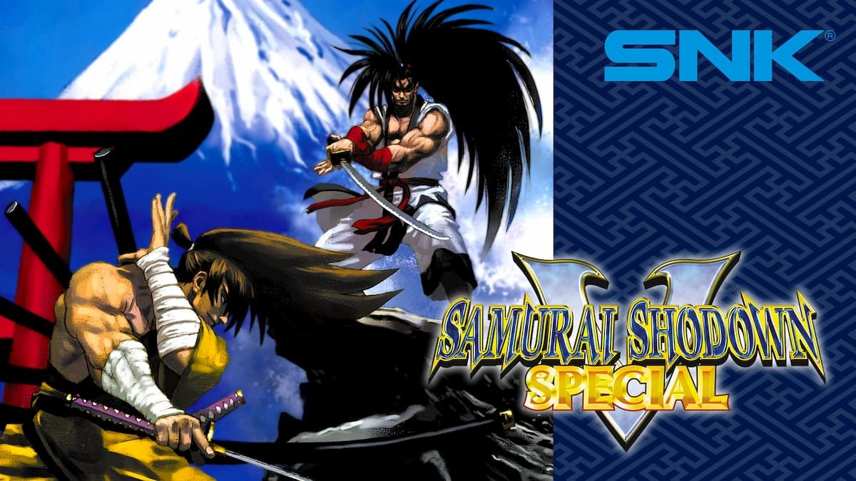 SAMURAI SHODOWN V SPECIAL (日本名:サムライスピリッツ零SPECIAL)