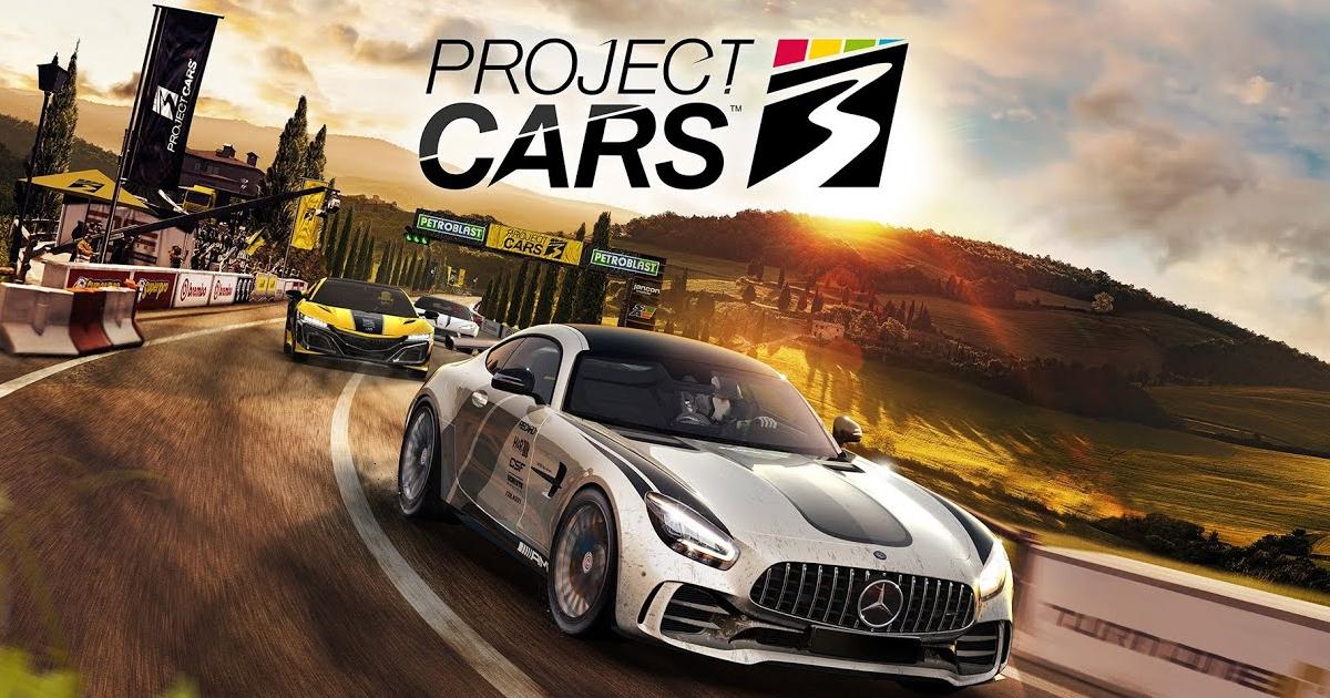 PS4版の発売を9月10日に控えている本格レースゲームシリーズ最新作「Project CARS 3」のテレビCMが公開!